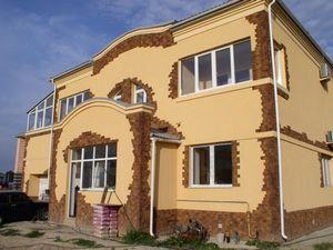 Интересные варианты для отделки фасада