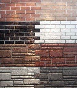 материалы для отделки фасадов домов