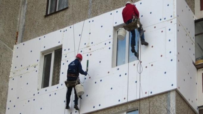 утепление фасадов в Нижнем Новгороде